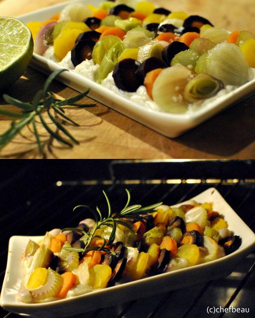 Patchwork de légumes d'hiver (S001)